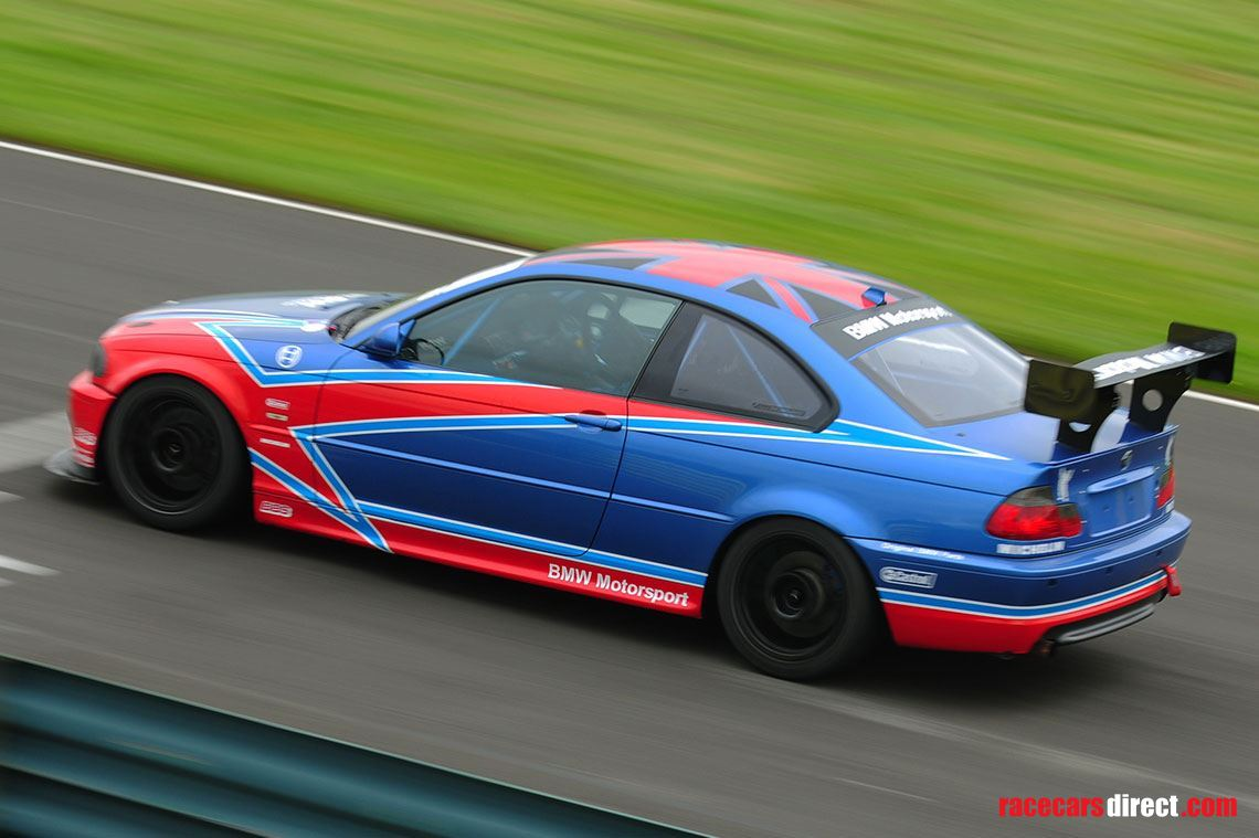 Racecarsdirect com - BMW E46 330 Clubsport (M54B30) 3 0ltr