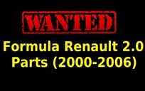 wanted-formula-renault-parts