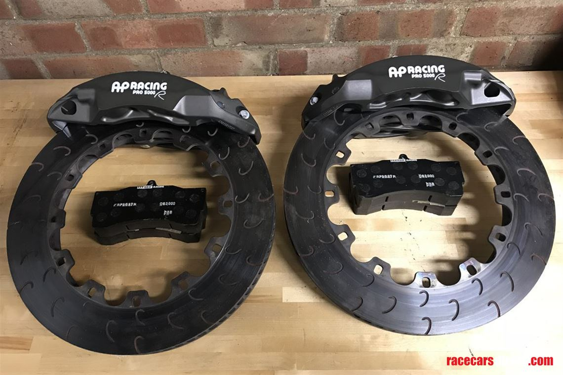Racecarsdirect Com Bmw M3 E46 Ap Racing Brake Kit