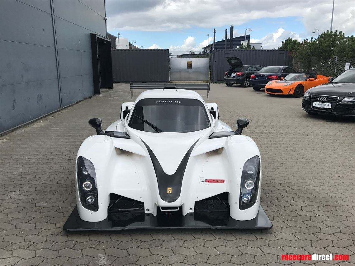 Racecarsdirect com - Radical RXC 600R (Road legal)
