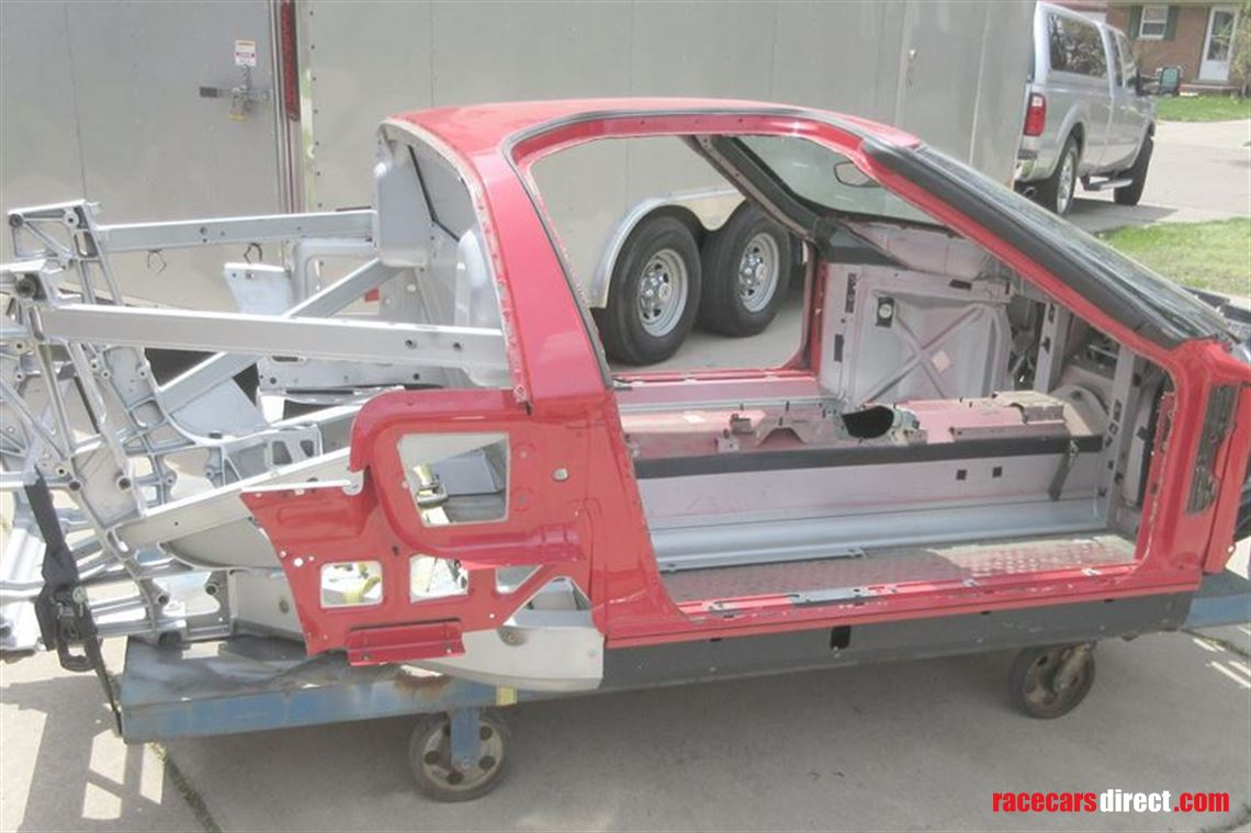 Oem Ford Gt Chassis Gt