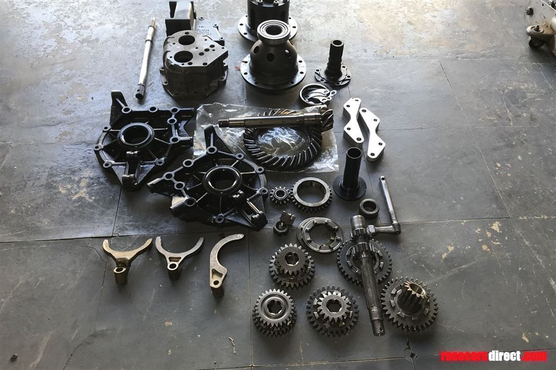 hewland-fgb-parts