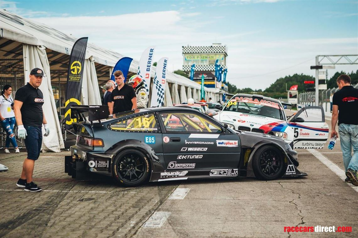 Racecarsdirect Com Top Spec Road Legal Honda Crx 320bhp