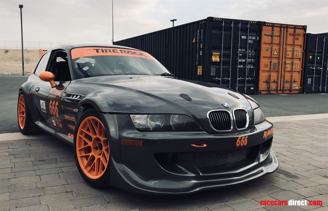 Racecarsdirect com - BMW M Coupe w/ S54 Engine