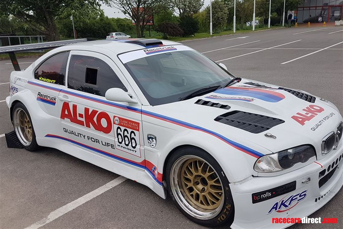 Racecarsdirect Com Bmw E46 M3 Gtr 597hp S65 V8 Engine And Drenth Gearbox