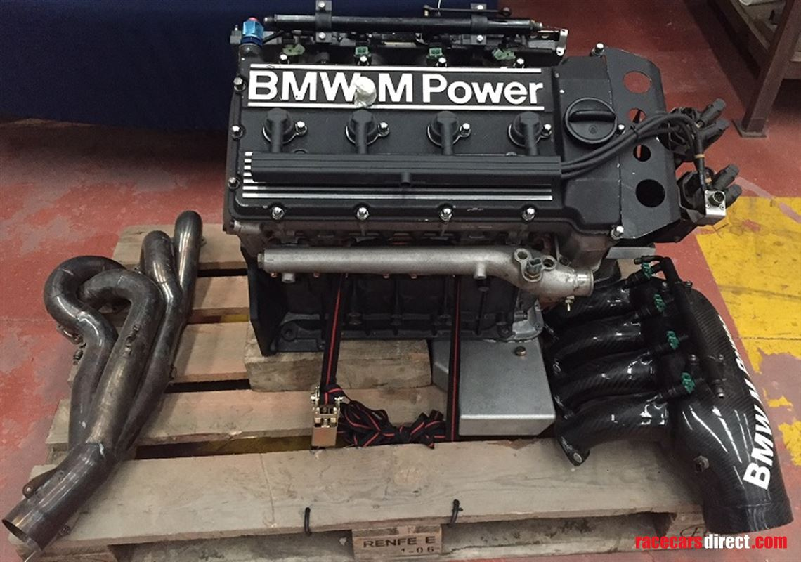 Racecarsdirect Com Bmw M3 S14 2 5 Engine