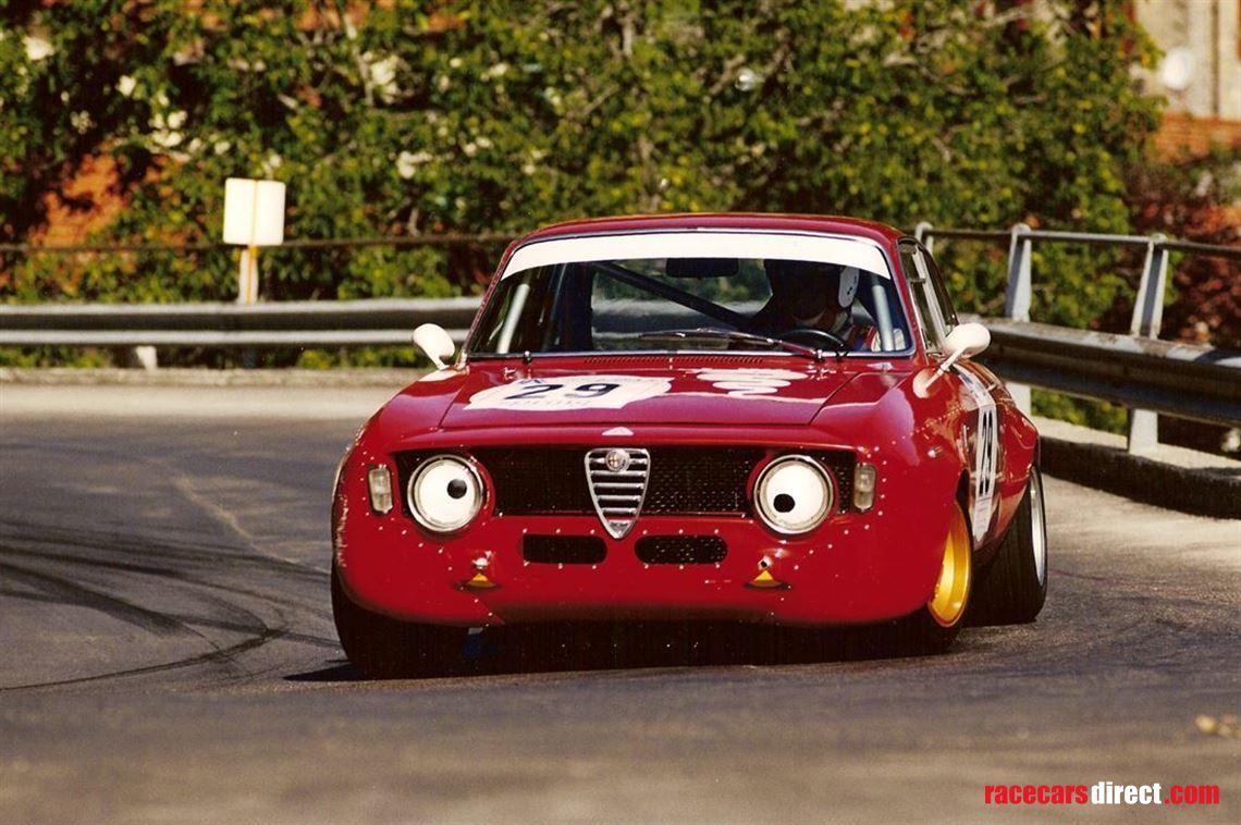 racecarsdirect - alfa romeo gta-1300-junior-1969-