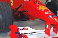 genuine-michael-schumacher-2000-ferrari-nose
