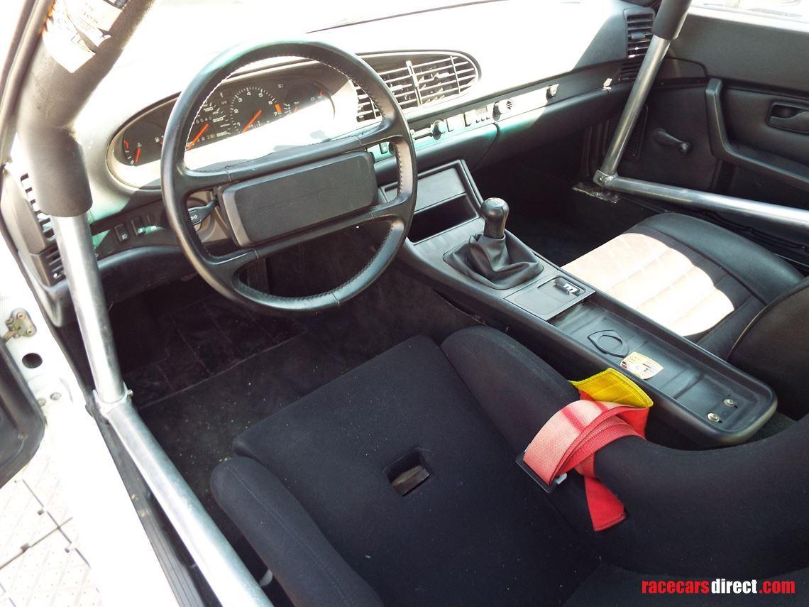 Racecarsdirect Com 1986 Porsche 944 Turbo Cup Championship Winner