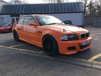 bmw-orange-e46-m3-track-car