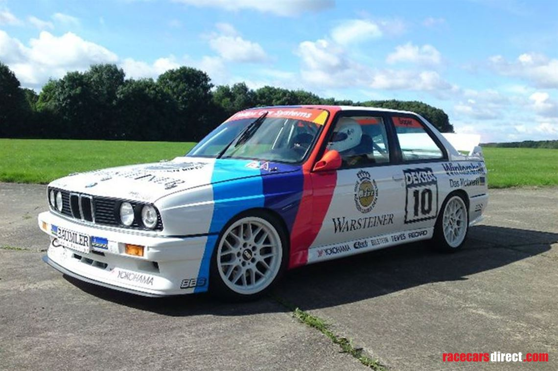 racecarsdirect - bmw e30 m3 race car