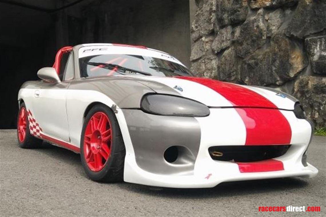Mazda Mx5 Cup Nb