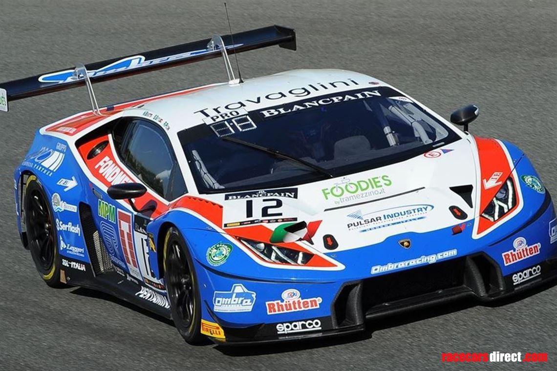Racecarsdirect Com Lamborghini Huracan Gt3