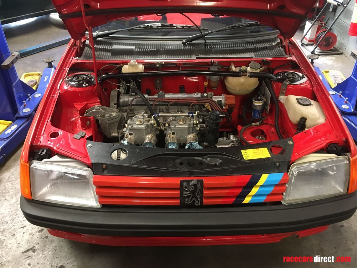 Racecarsdirect Com Peugeot 205 Rally Car New Build