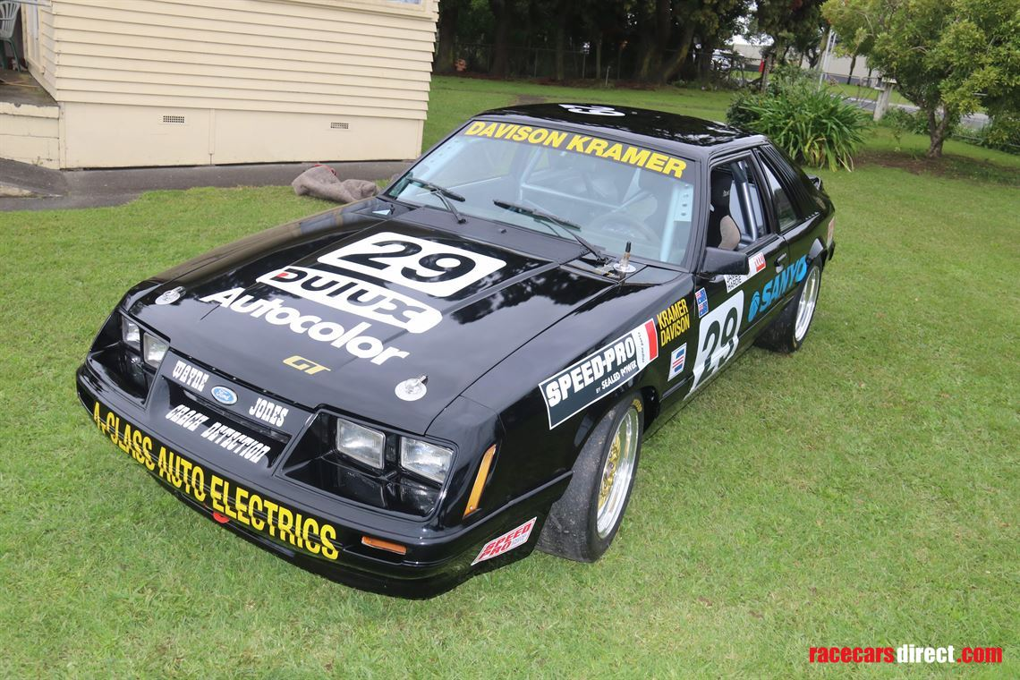 Ford mustang group a