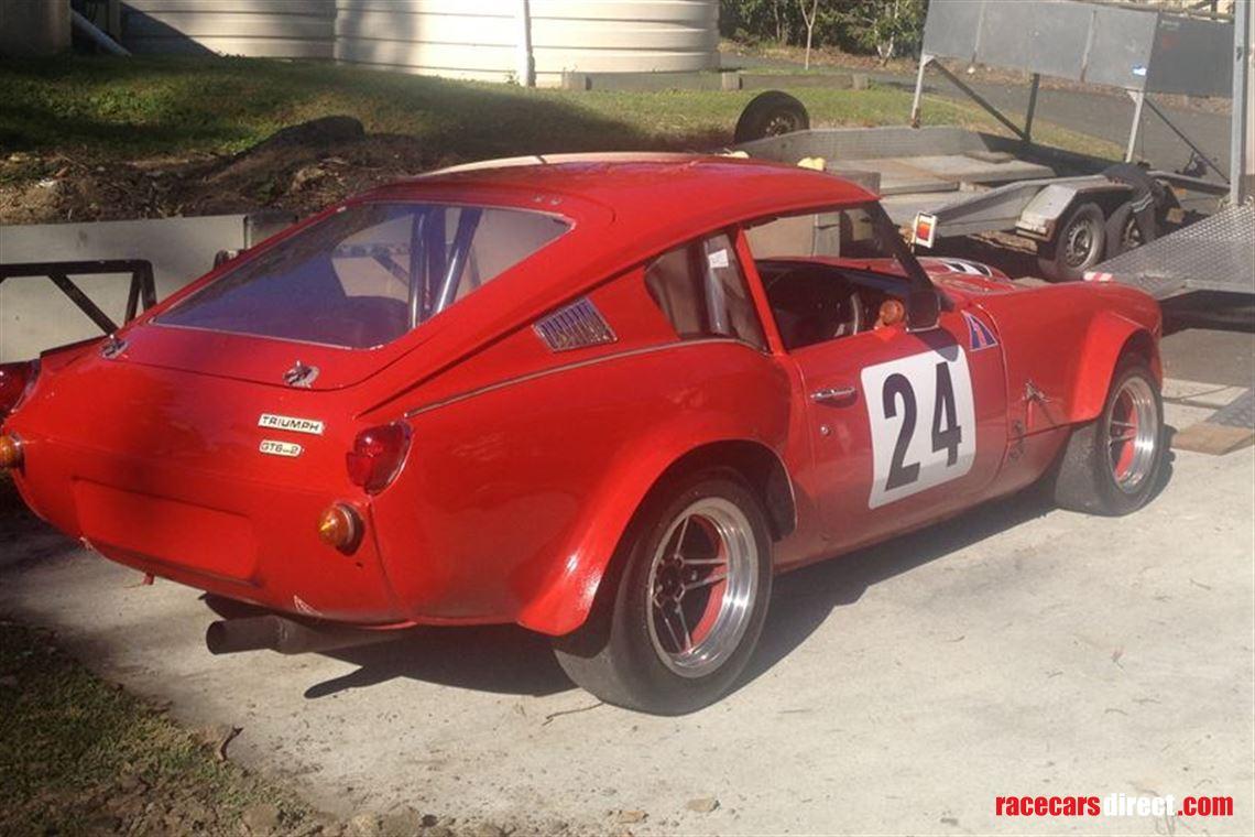Racecarsdirect.com - Triumph GT6 Mk2