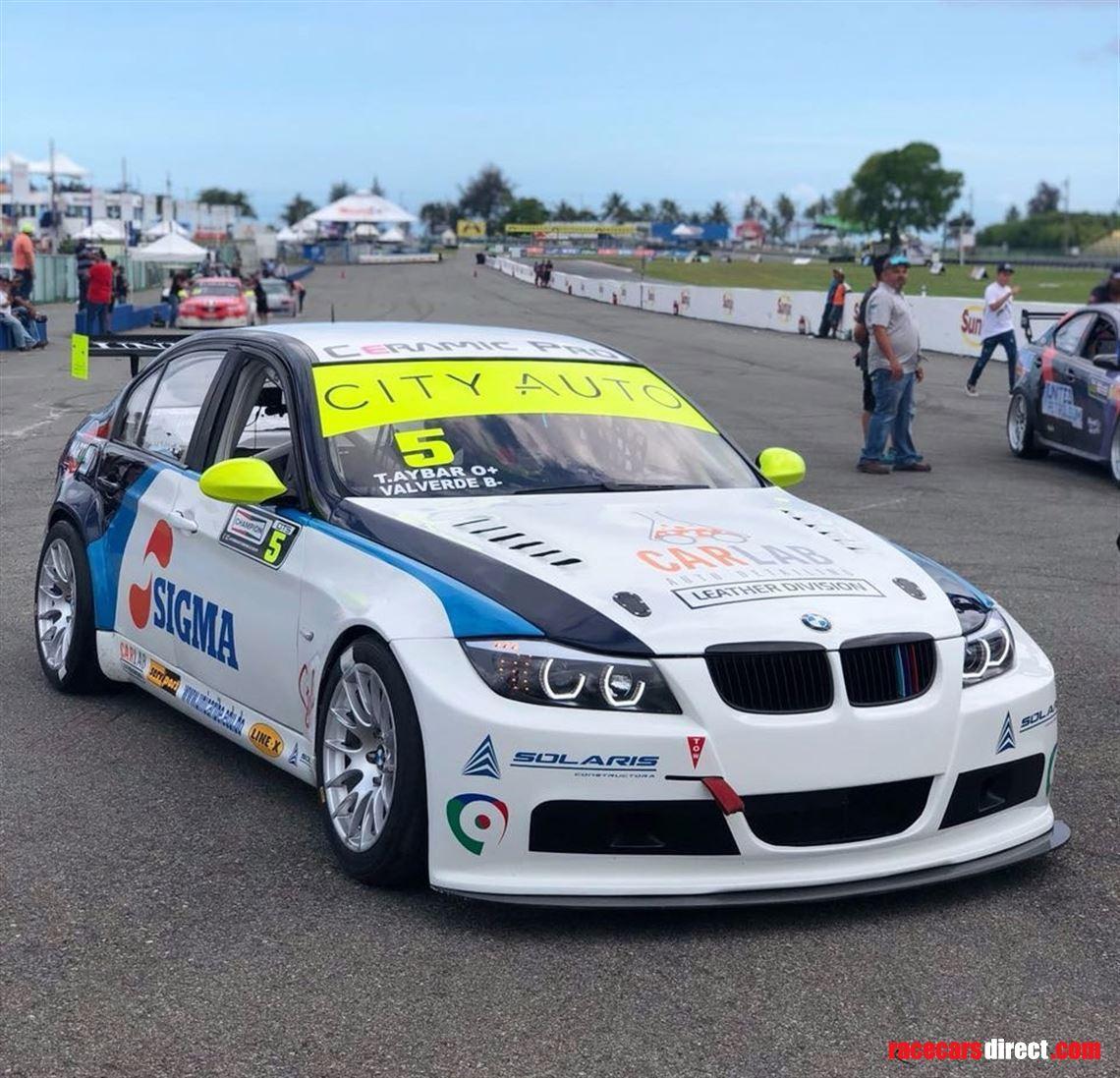 Racecarsdirect com - BMW E90 WTCC S2000
