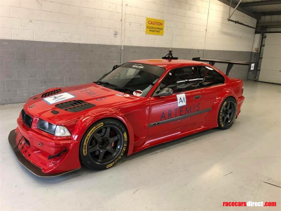 Racecarsdirect.com - BMW E36 M3 GTR **REDUCED PRICE**