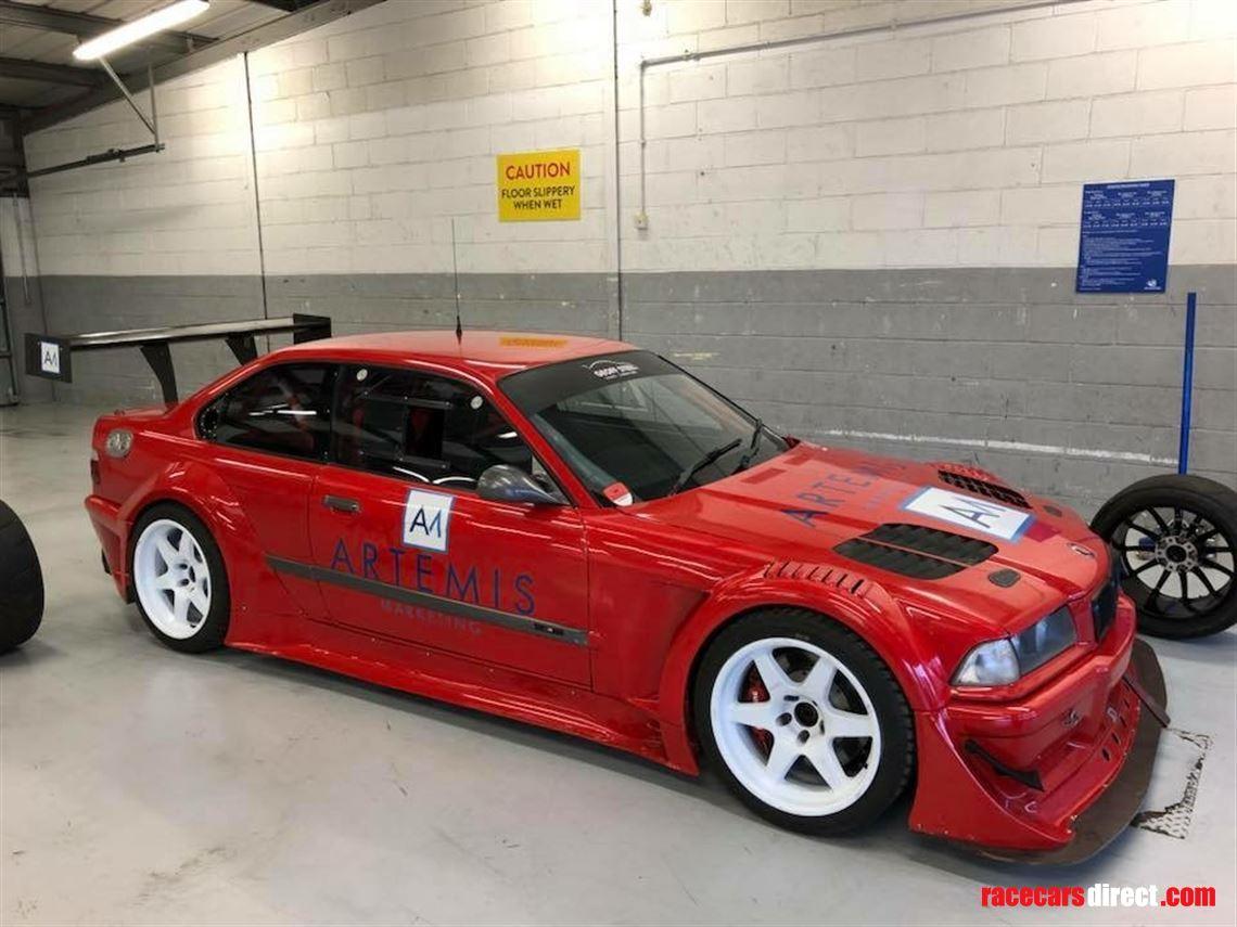 Racecarsdirect com - BMW E36 M3 GTR **REDUCED PRICE**
