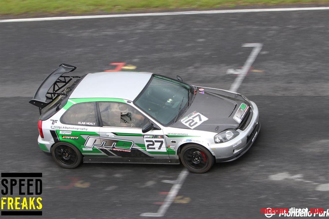 Marvelous Honda Civic Ek K20 Race Car