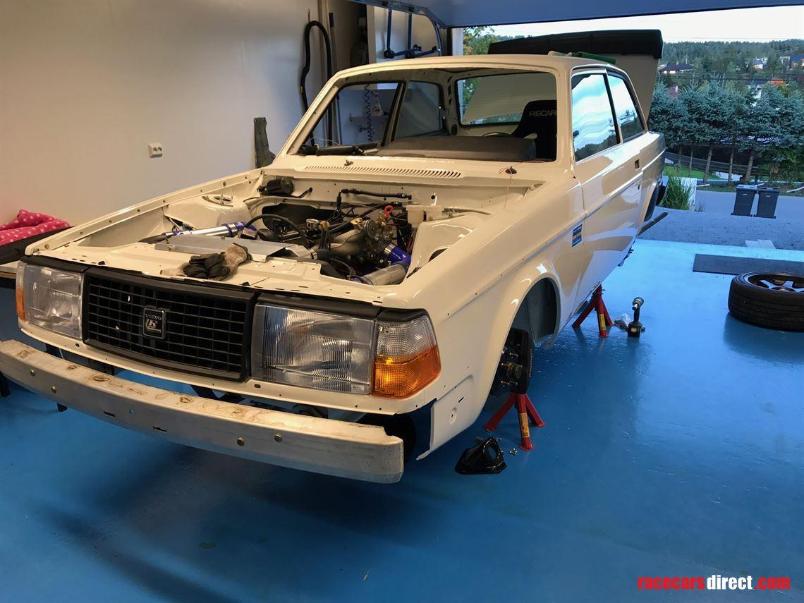 Racecarsdirect com - Volvo 242 EVO Grp A