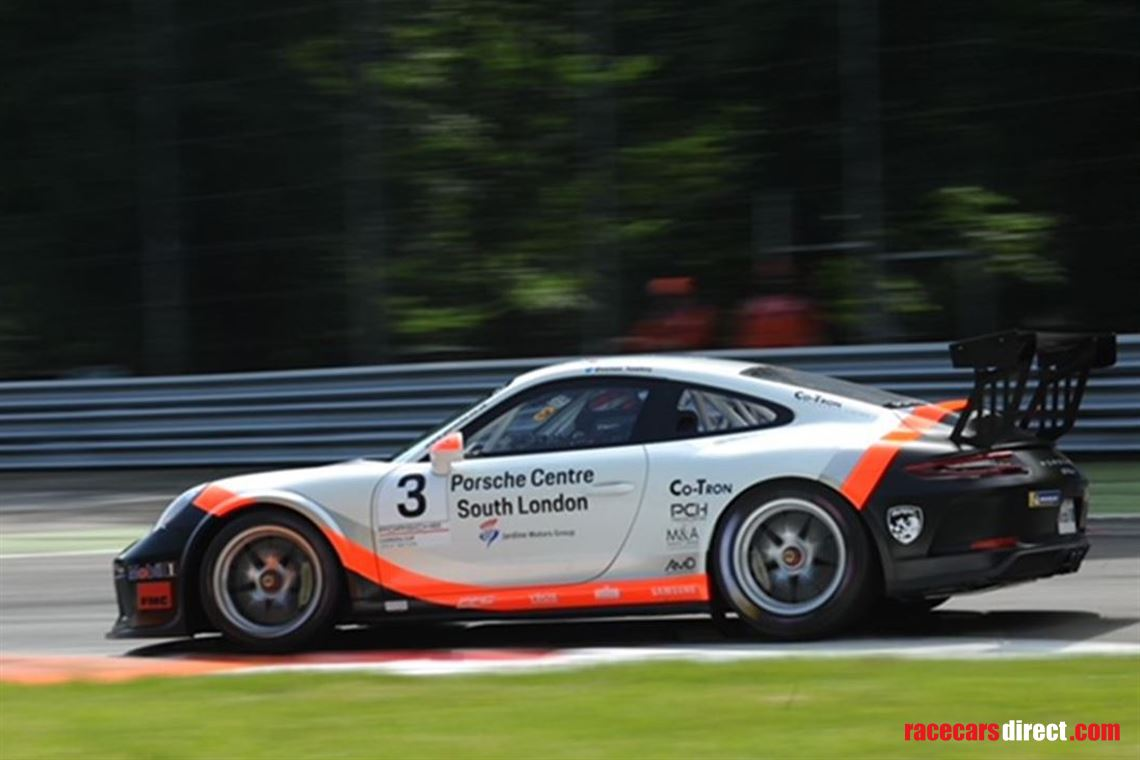 Racecarsdirect Com Porsche 911 Gt3 Cup Car Gen Ii 2018