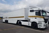 mercedes-race-transporter