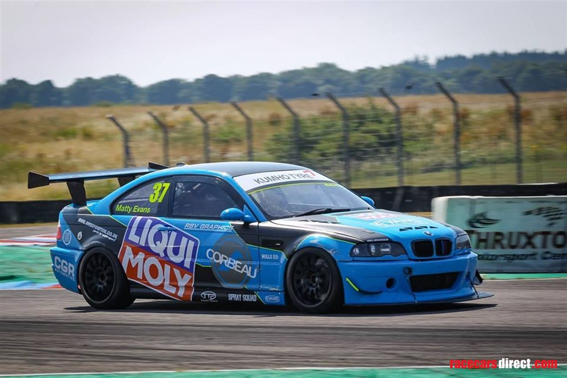 2003 Bmw M3 Gt3 Race Car For Sale Thxsiempre