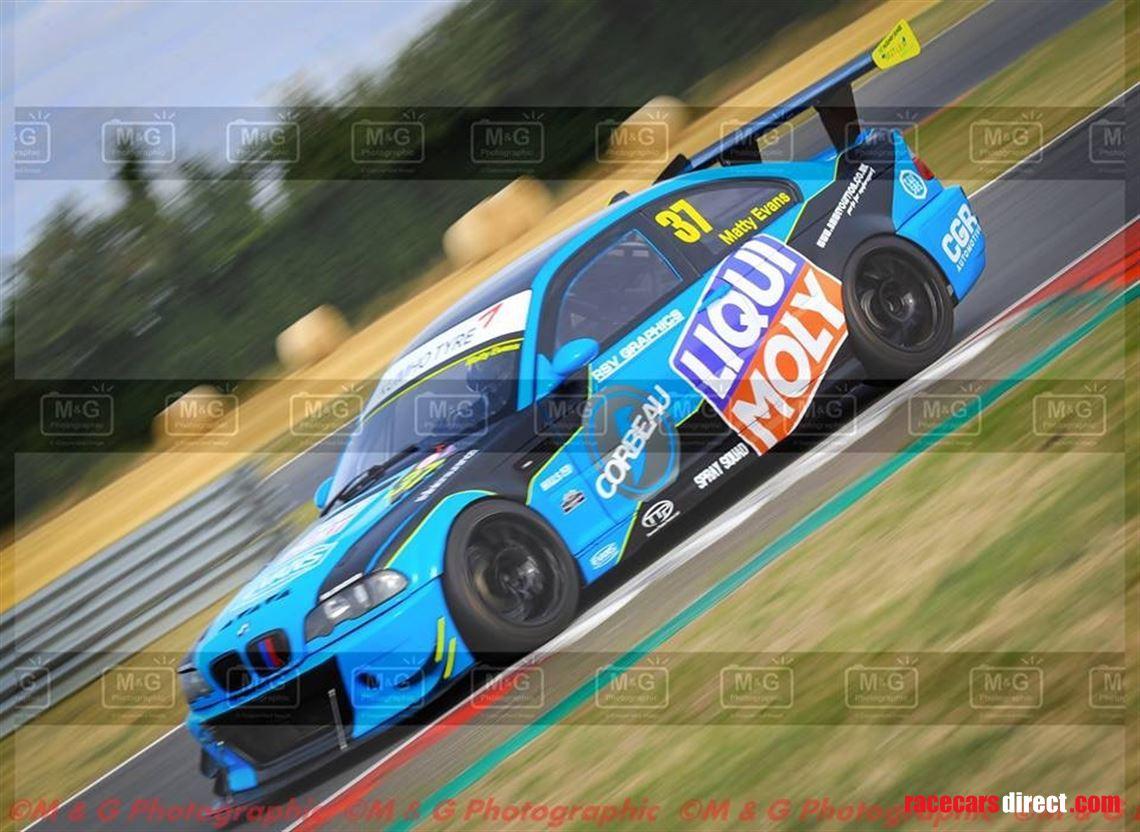 Racecarsdirect com - BMW E46 M3 Kumho Race Car