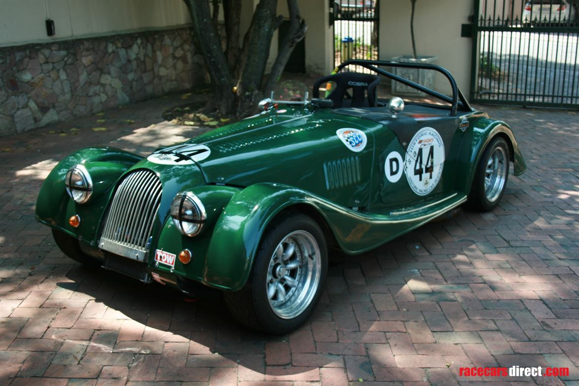 1965 Morgan 4/4 Race Car