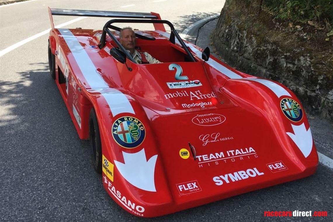 Symbol Alfa Romeo 2500cc V6 1990 Fia Htp Fiahtp