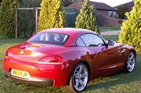 bmw-z4-sports-2013-54k-fsh-6-speed-manual-top