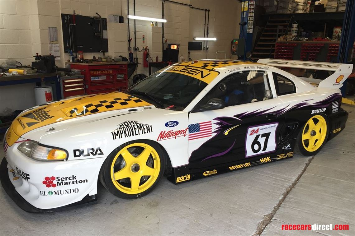 Racecarsdirect Com Saleen Mustang Chassis 2