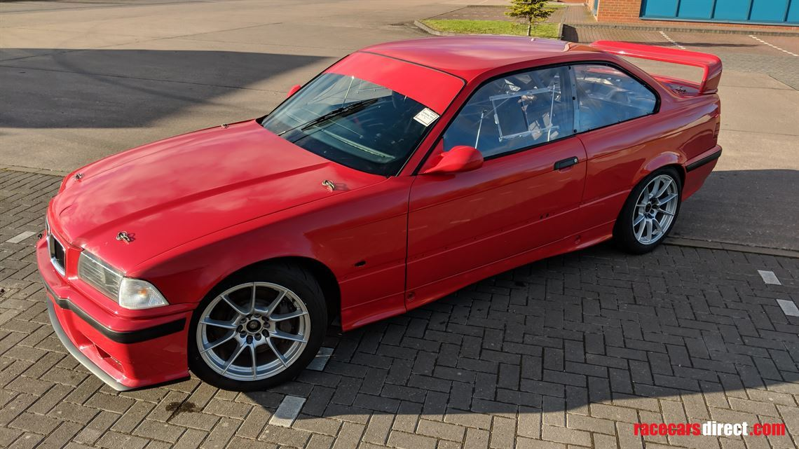 Racecarsdirect com - BMW E36 M3 3 0