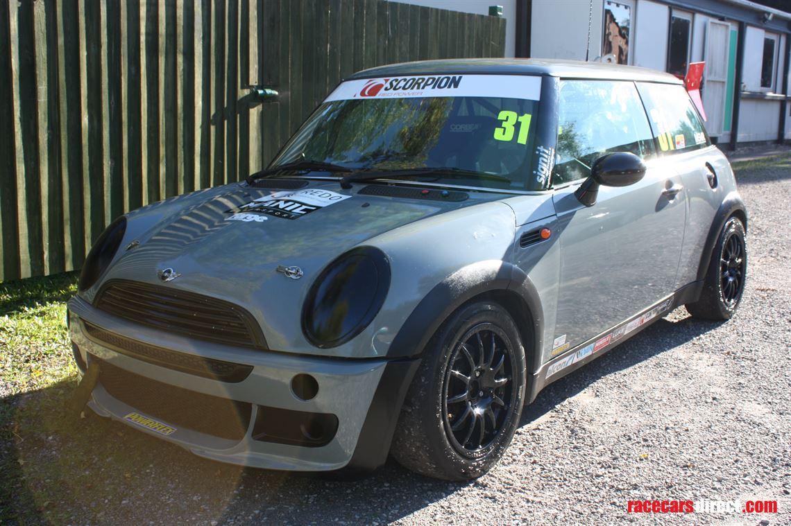 Racecarsdirectcom Mini Challenge Cooper Pro Or Am Class Car