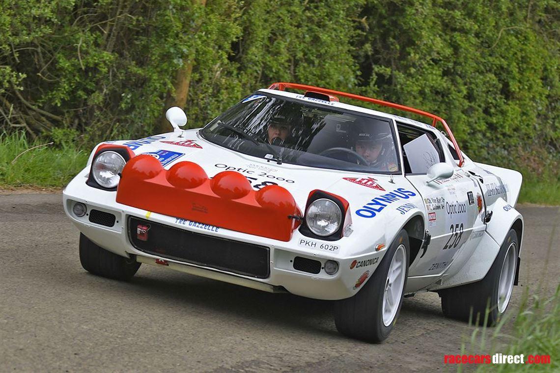 racecarsdirect - lancia stratos group iv