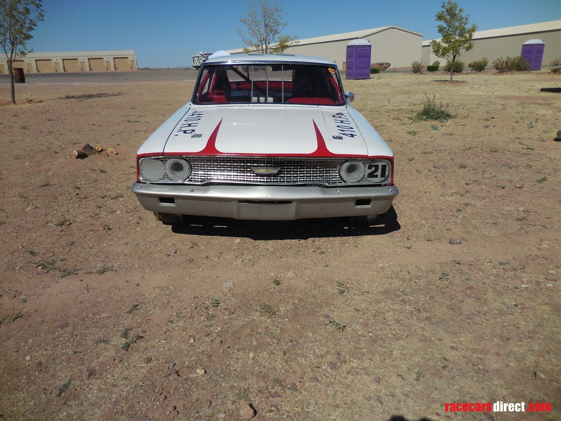 Racecarsdirect com - 1963 5 Ford Galaxie Stock Car - #21