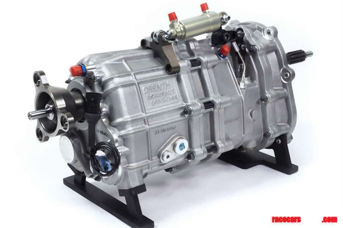 Racecarsdirect com - Drenth Sequential Transmission/Gearbox