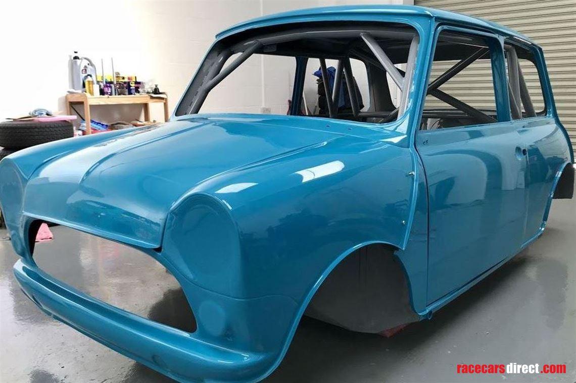 Racecarsdirectcom Classic Mini Race Bodyshell