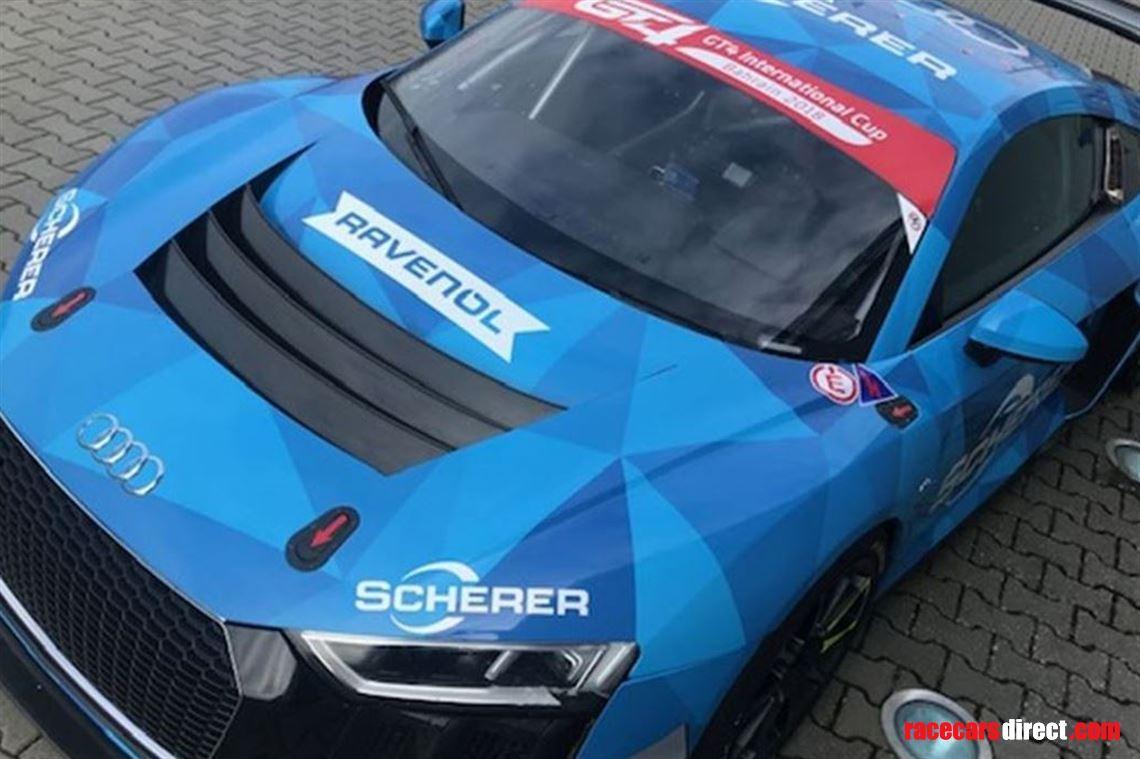 Racecarsdirectcom For Sale Audi R8 Lms Gt4 Phoenix Racing