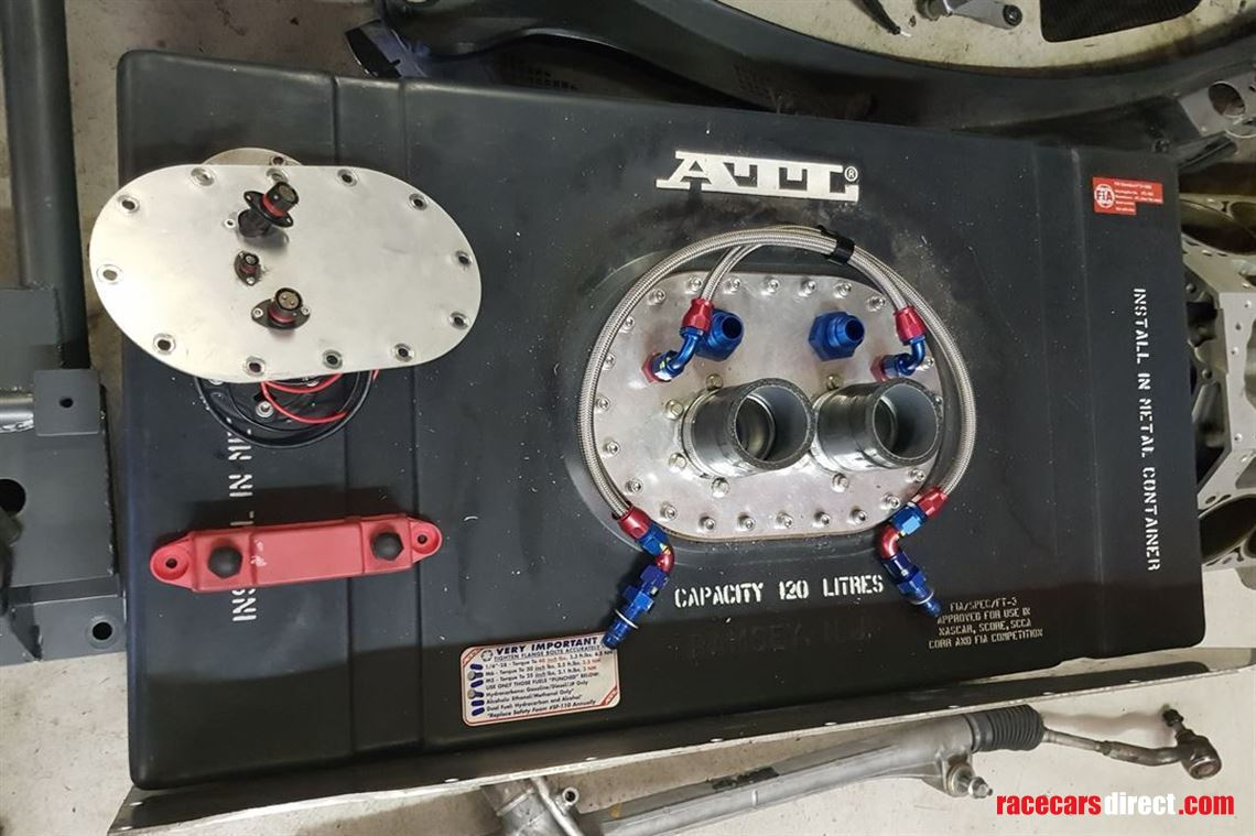 Racecarsdirect com - ATL 120 Ltr Fuel cell