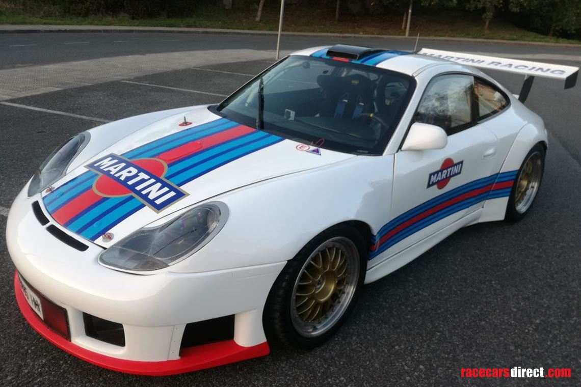 Racecarsdirect Com Porsche 911 996 Gt3 Rs 2001 Factory