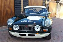 1964 MGB FIA Rally Car - Heritage Shell