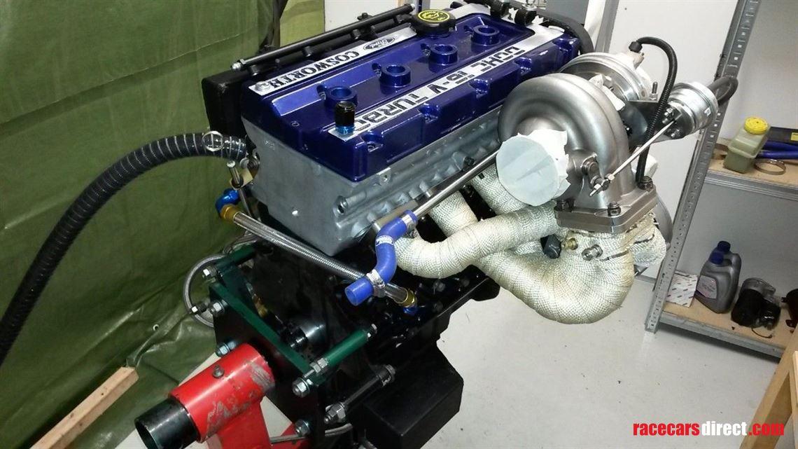 Racecarsdirect com - YB Cosworth engine 572bhp 700Nm for sale