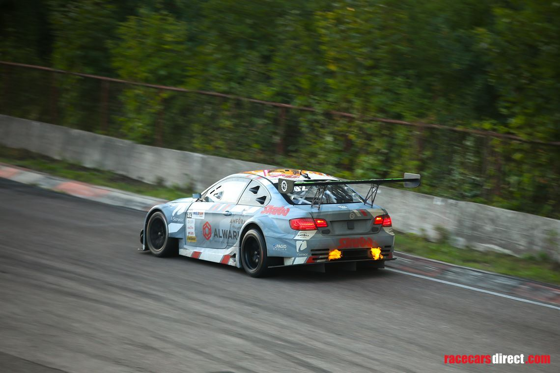 Racecarsdirect com - BMW M3 E92 GT 4 0L TopSpec for Sale