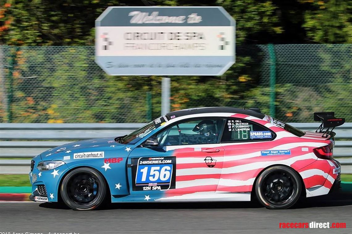 Racecarsdirect com - BMW M240i Racing Cup