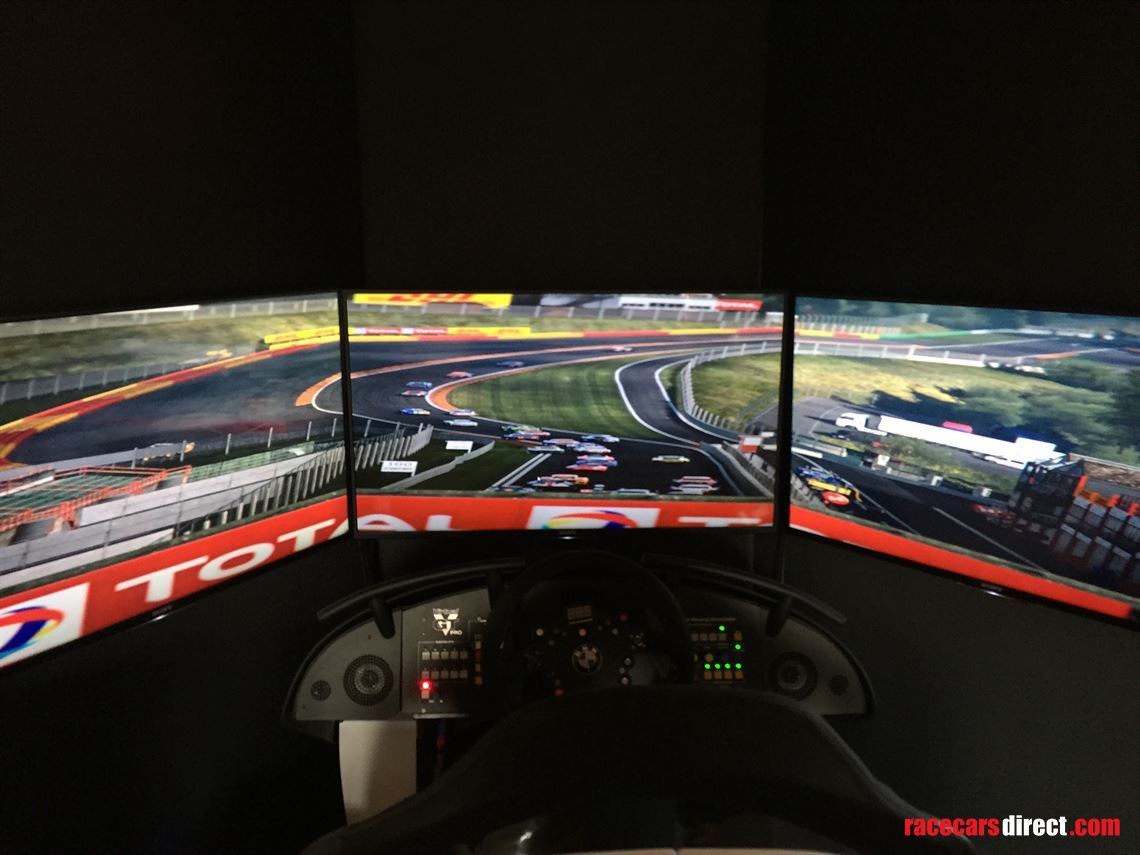 Racecarsdirect com - Professional Racing Simulator