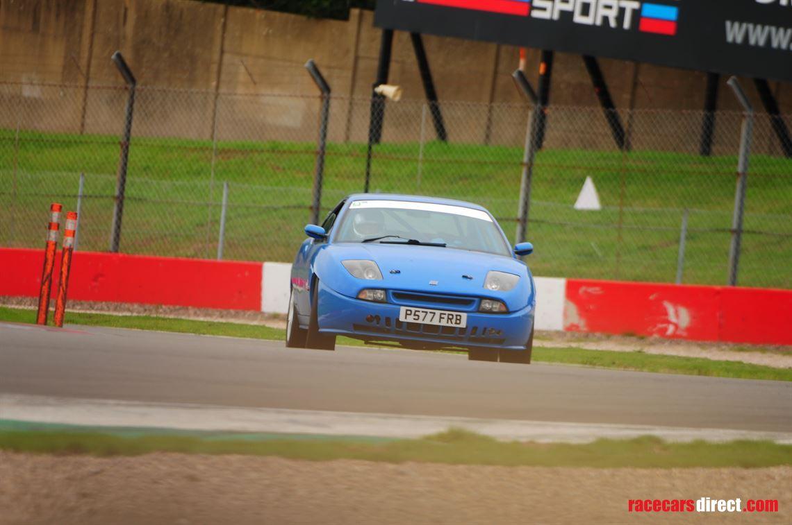 Fiat Coupe 20v Turbo Race Track Car 330bhp