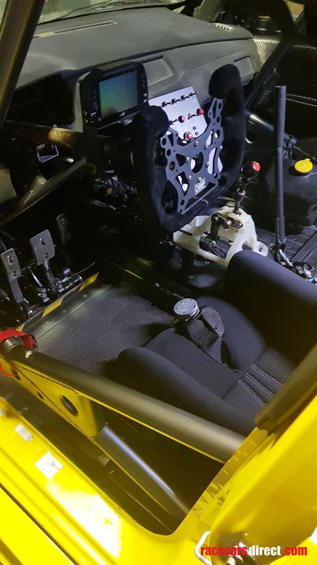 Racecarsdirect com - Mitsubishi Evo 9 EVIL Hill Climb & Circuit