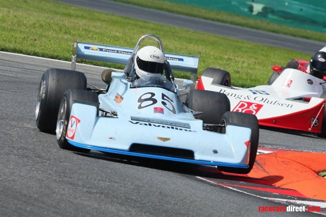 Racecarsdirect com - 1977 Chevron B40 F2 chassis #05